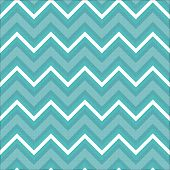 Stylish and seamless zigzag pattern with fabric texture poster
