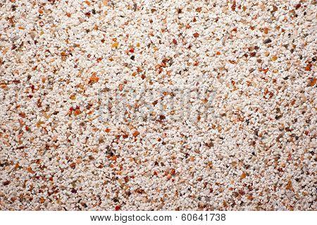 Grit Pattern Sand Color Background