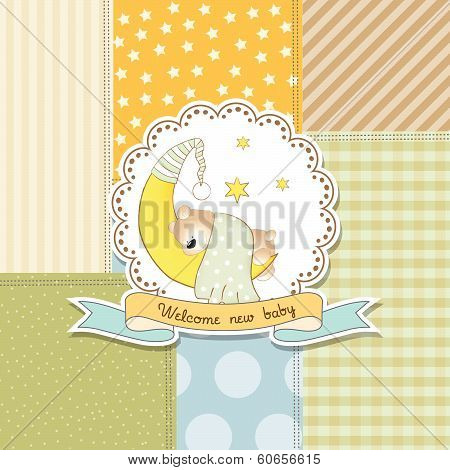 Baby Shower Card