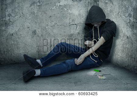 User Of Drug Abuse