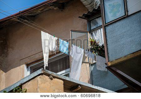 Mid European Slum