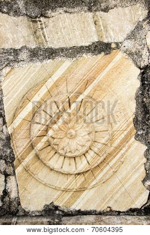Stone Grains And Carving