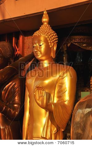 Buddha Body Stand Sine