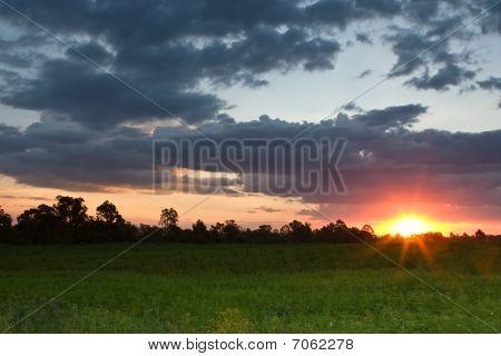 Magalies Sunset