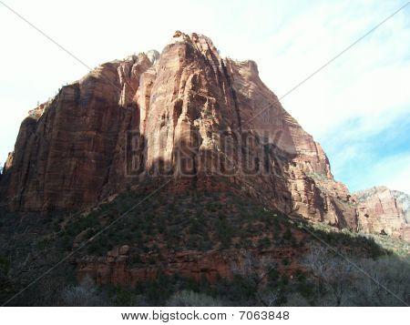 Canyon at Zion National Park