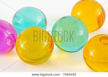 Bath pearls balls