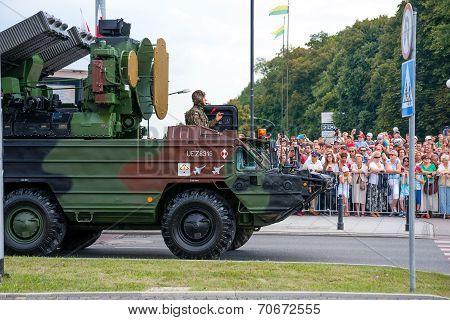 9K33 Osa Air Defense Missile System