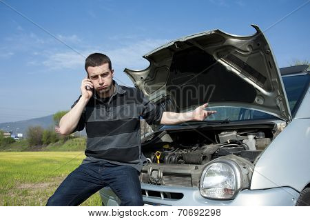 Auto Service Call