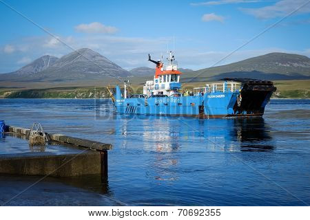 Islay to Jura ferry