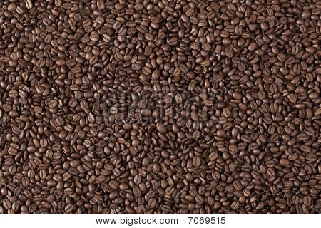 High Resolution Coffee Background
