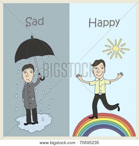 Sadness and Joy