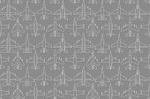 Seamless pattern with military airplanes can be used for graphic design, textile design or web design. poster