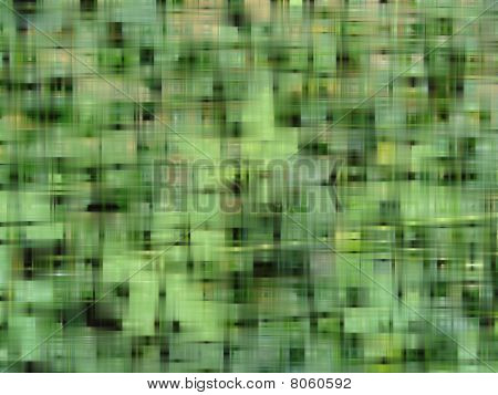 weaved greeny background blur