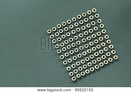 100 Pcs Of Raschig Rings