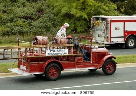 Fire Truck Parade 1