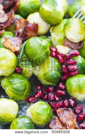 Brussel Sprout Bacon