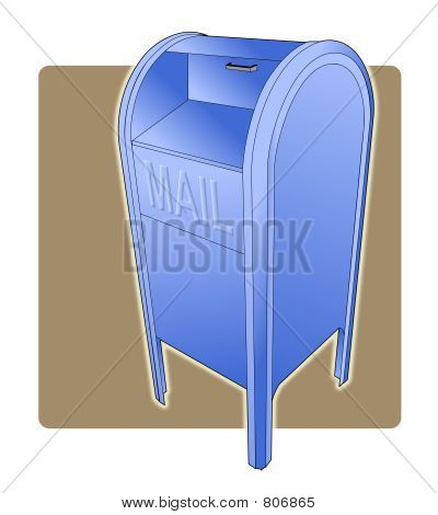 Postal Drop Box