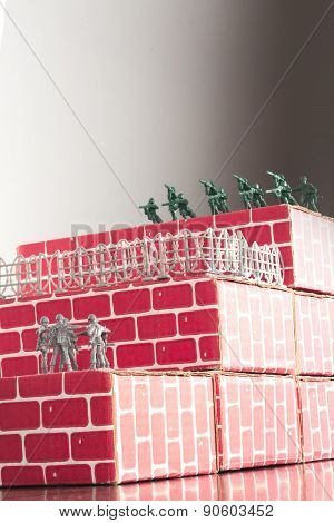 Army Men Impossible Odds