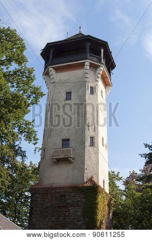 Karlovy Vary Observation Tower.
