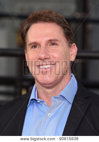 LOS ANGELES - APR 06:  Nicholas Sparks arrives to the
