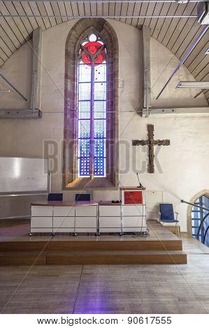 Theological University Of Erfurt Germany