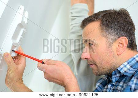 Repairing an intercom receiver