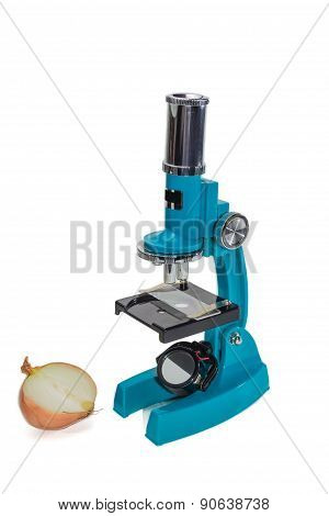School Microscope