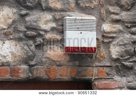 Alarm Burglar