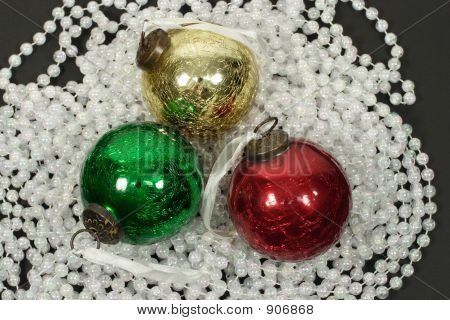 Ornaments On Beads