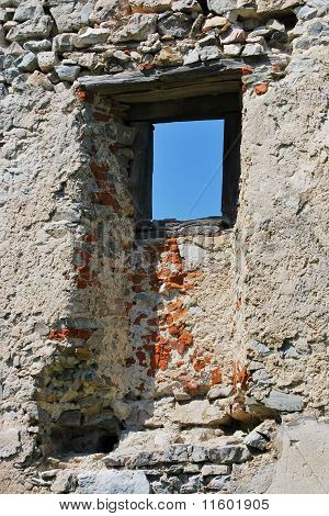 Window In The Ruins