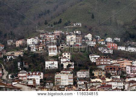 Ordu City in Turkey