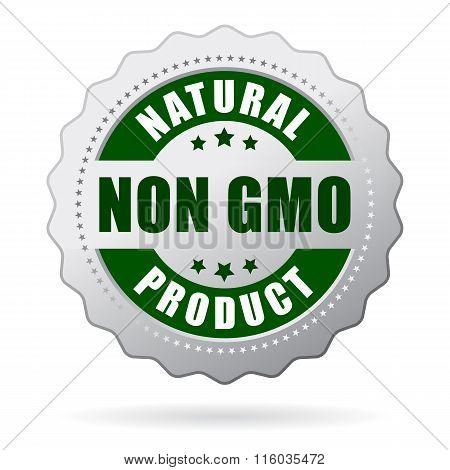 Non gmo product icon