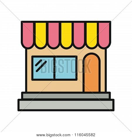 Store and Shop Icon