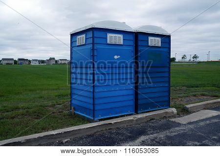 Outdoor Portable Toilets