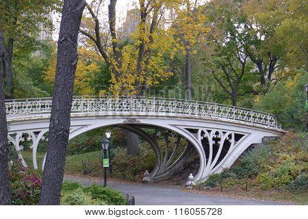 Bridge No. 28 in Central Park