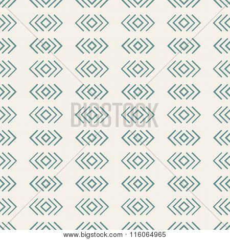 Vector seamless pattern. Liniar pattern background.