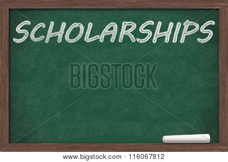 Getting A School Scholarship