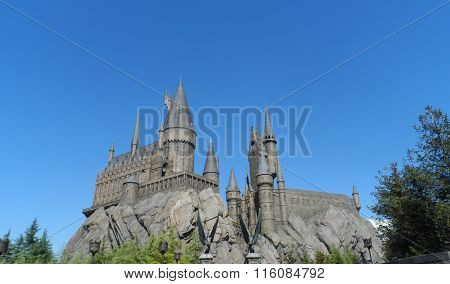 Hogwarts Castle in Japan