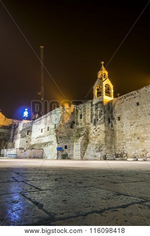 Church Of Nativity, Bethlehem, Palestinian Autonomy,