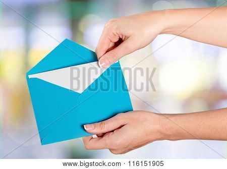 Mail Envelope.
