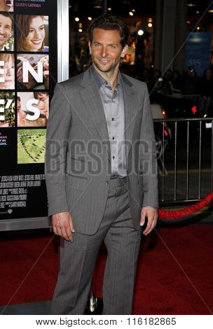 Bradley Cooper at the World Premiere of