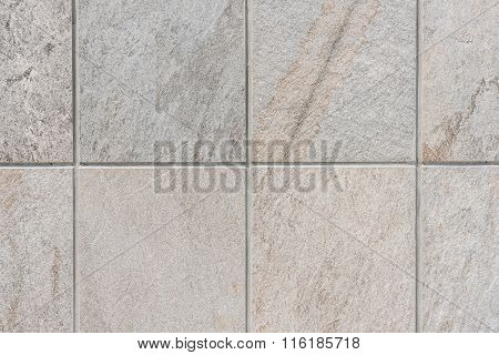Natural Sand Stone Tile Wall Seamless Background