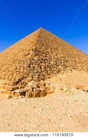 Dahsur Pyramids In Egypt
