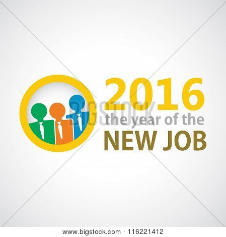 The Year Of New Job.
