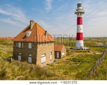 Lighthouse Vierboete