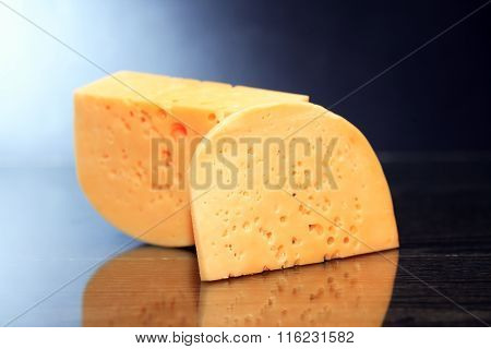 Cheese On Dark