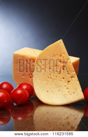 Cheese And Tomatoes
