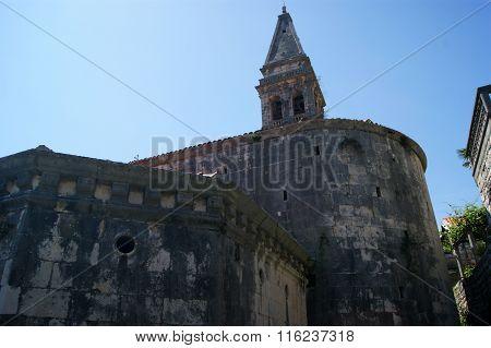 Church of St. Nicholas in Perast