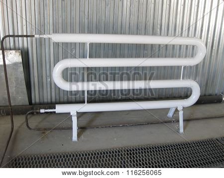 Radiator Steam Heating
