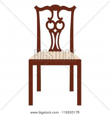 Vintage Elegant Chair